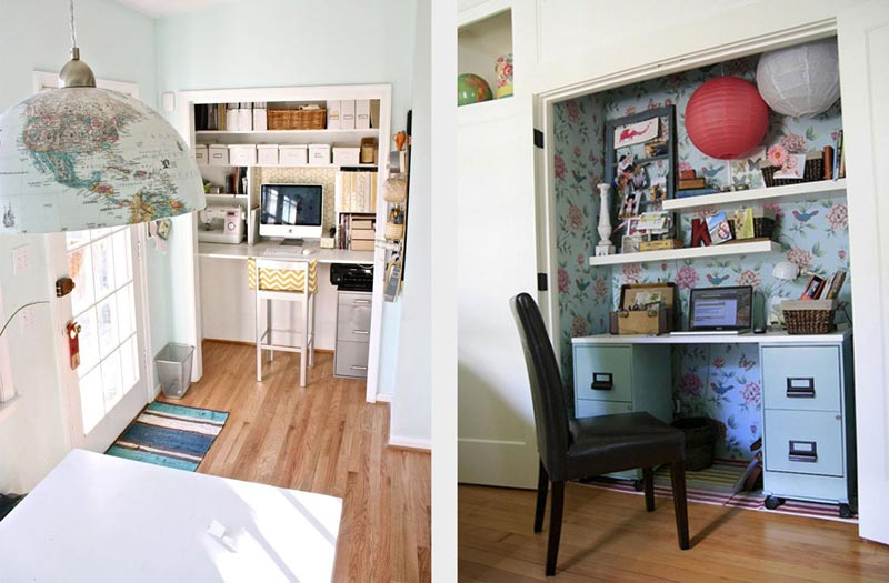 turn closet into office.  Closet Turn Your Closet Into A Home Office Throughout Into