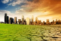 Record temperatures linked to climate change