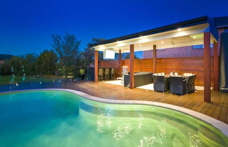 Quiet corner free form pool designs ideas quiet corner for Different pool designs