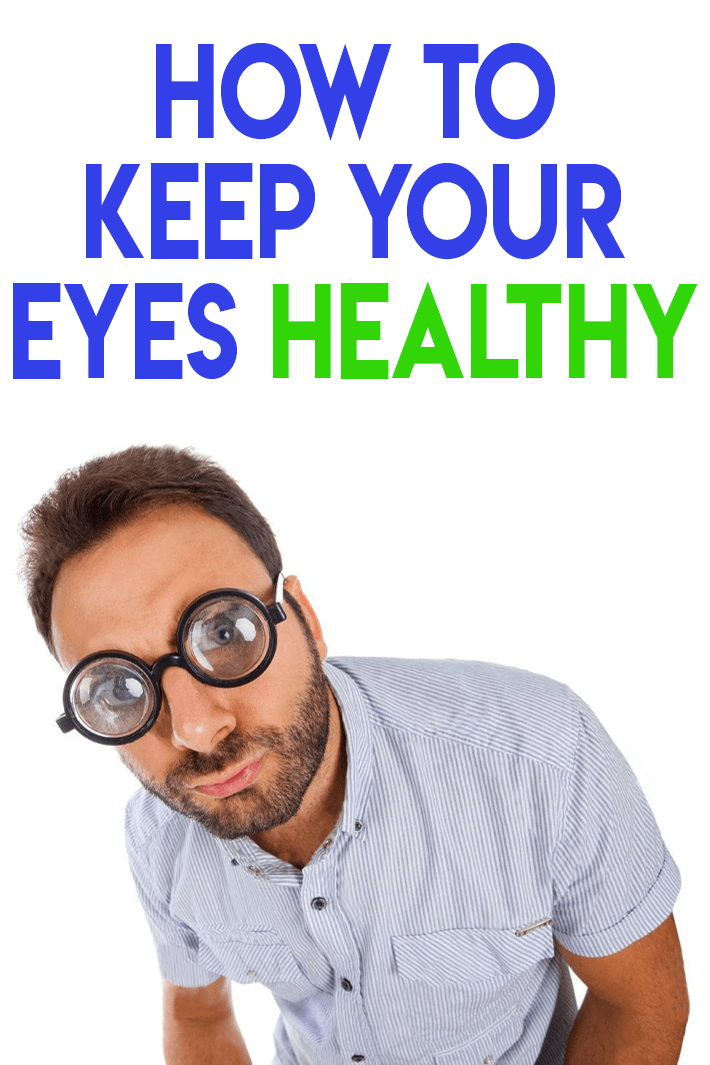 Keep Your Eyes Healthy