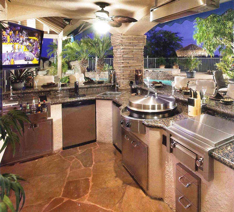 outdoor kitchens design ideas and tips - Outdoor Kitchen Pictures Design Ideas