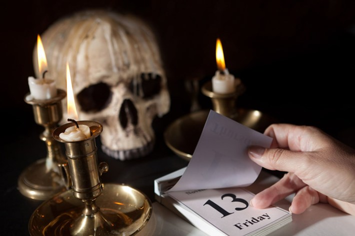 The Origins of the 13 Most Common Superstitions