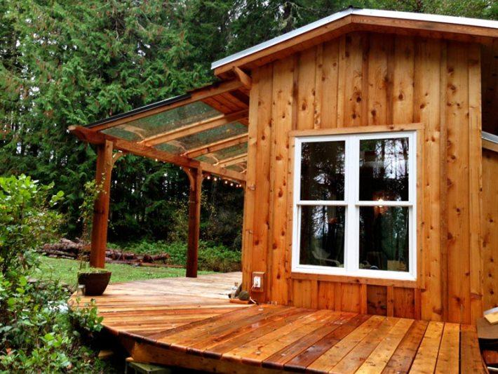 Keva Tiny House A Smallish Living on Salt Spring Island