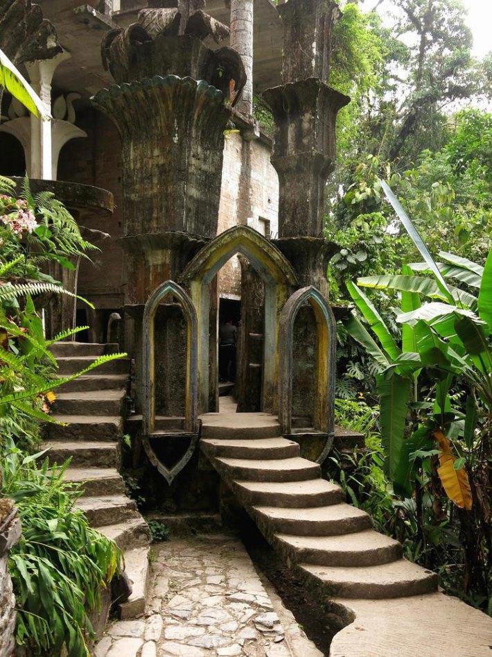 Las Pozas - Surrealist Garden in a Mexican Jungle