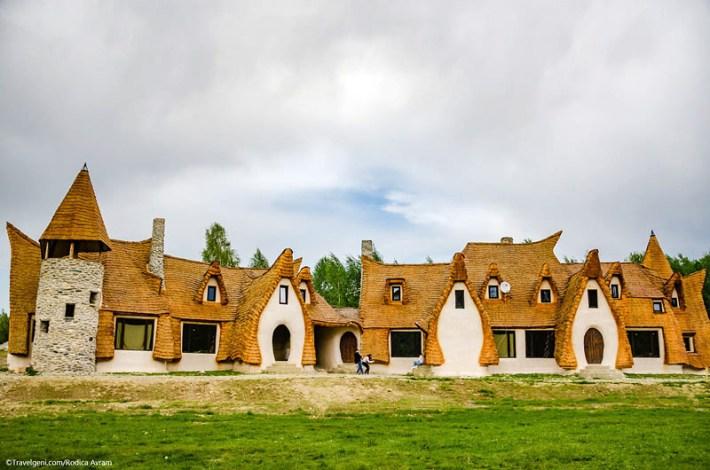 100% Organic Amazing Eco Friendly Lodge in Romania