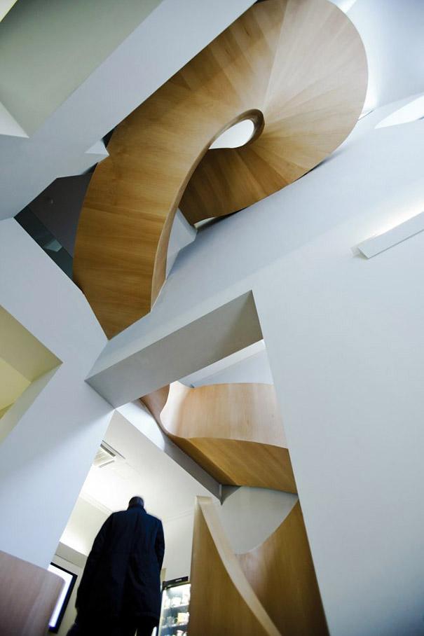 Unique and Creative Staircase Designs