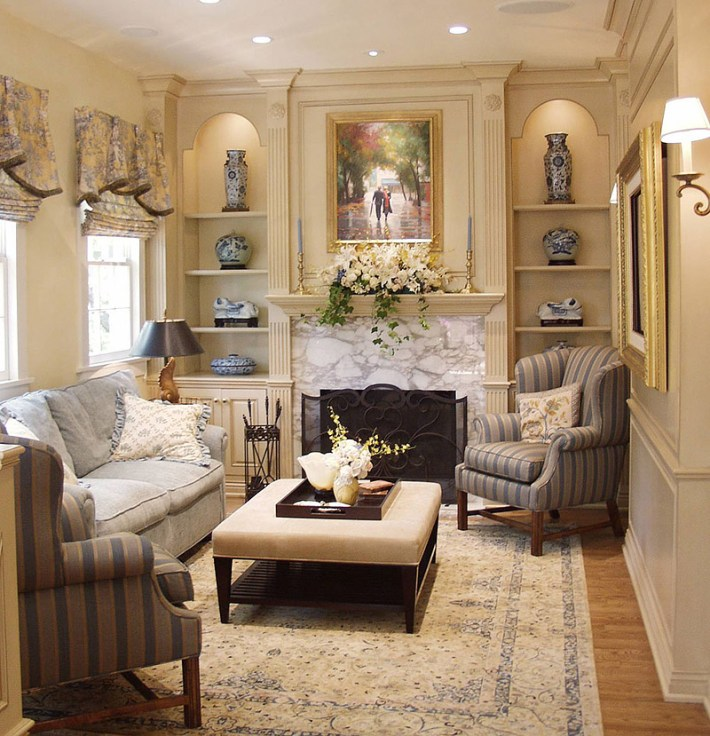 The Biggest Home Decor Mistakes You Can Make: Quiet Corner:How To Make A Living Room Look Larger