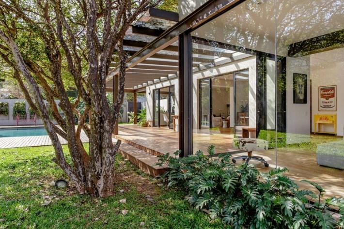 50's House Full Renovation - Butanta House