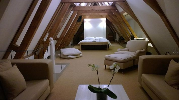 Attic Space Interior Design Ideas