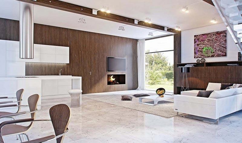 ... Minimalist Living Room Design ...