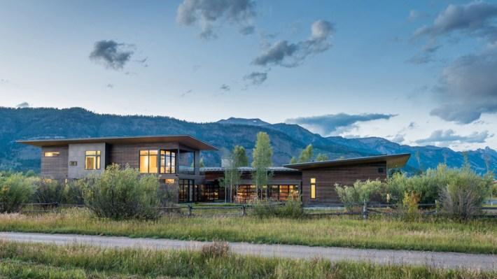 Shoshone Residence by Carney Logan Burke Architects