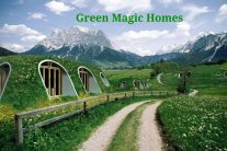 The Green Magic Homes