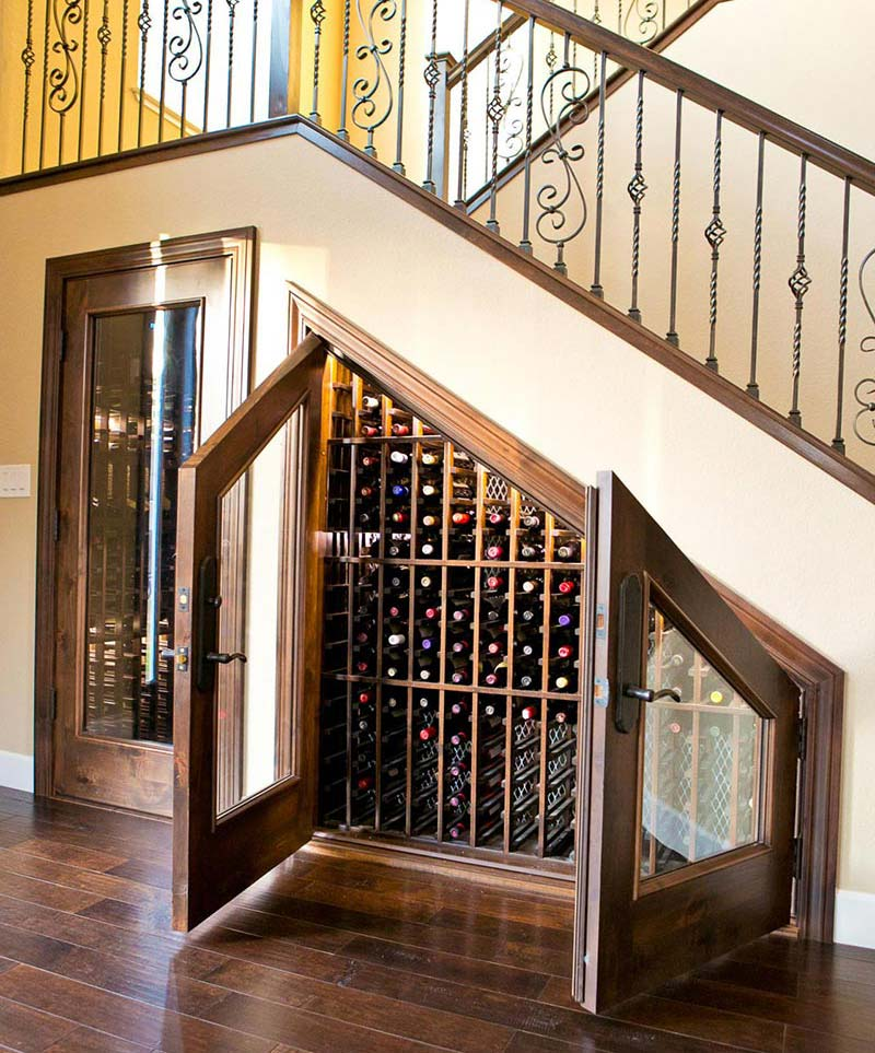 ... Under Stair Space Clever Ideas ... & Quiet Corner:Under Stair Space Clever Ideas - Quiet Corner