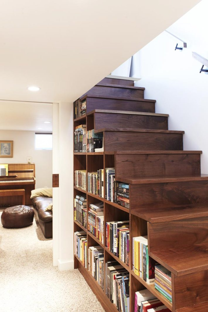 Under Stair Space Clever Ideas