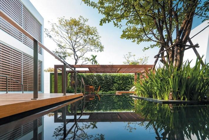 Modern Luxury - Wind House by Openspace Design