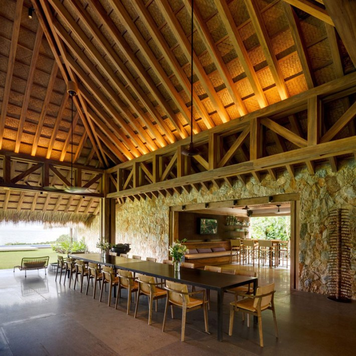 House on the Pacific Coast: Mexican Micro Village