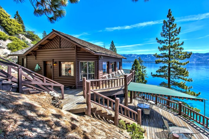 Summertide – Howard Hughe's Lake Tahoe Retreat