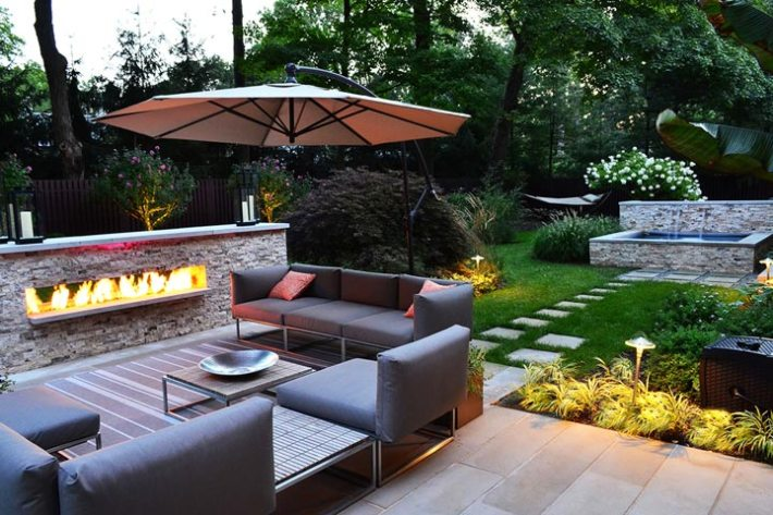 Quiet Corner Amazing Backyard Landscaping Ideas Quiet Corner