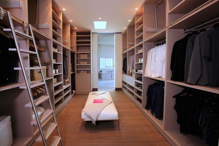 Closet Design Ideas and Tips