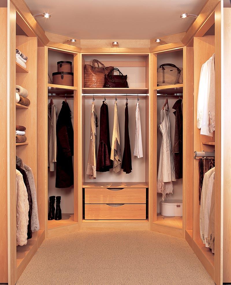 Closet Ideas Small Decorating: Quiet Corner:Closet Design Ideas And Tips