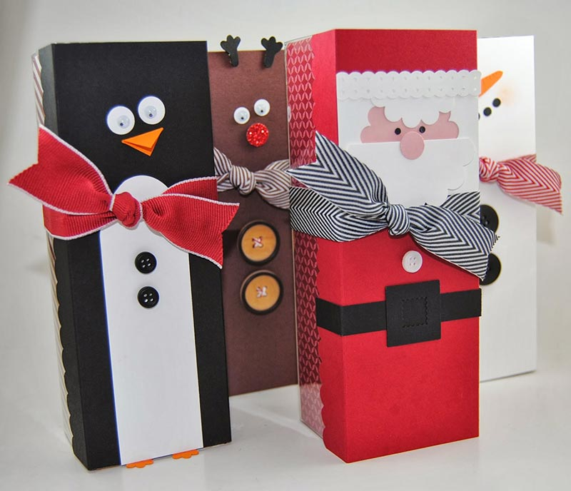 Quiet Corner:Easy Christmas Gift Wrapping Ideas