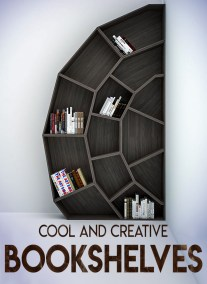 Interior Design – Cool and Creative Bookshelves