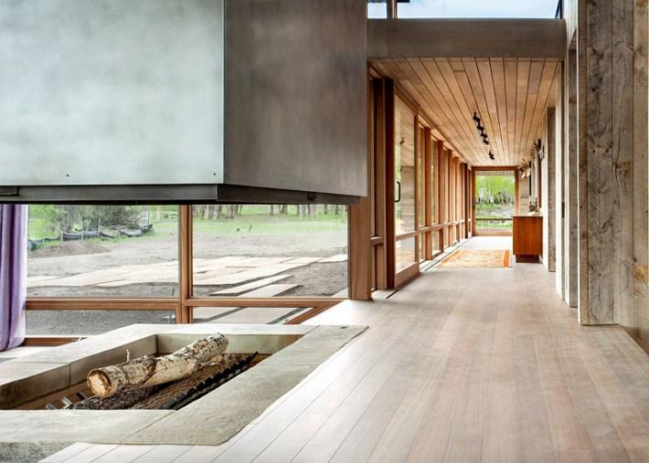 Big Timber Riverside Residence