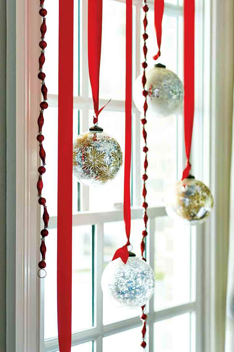 Quiet Corner:Christmas Home Decorating Ideas