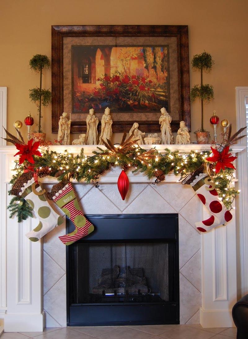 DIY Christmas Garland Tutorials And Ideas Quiet Corner