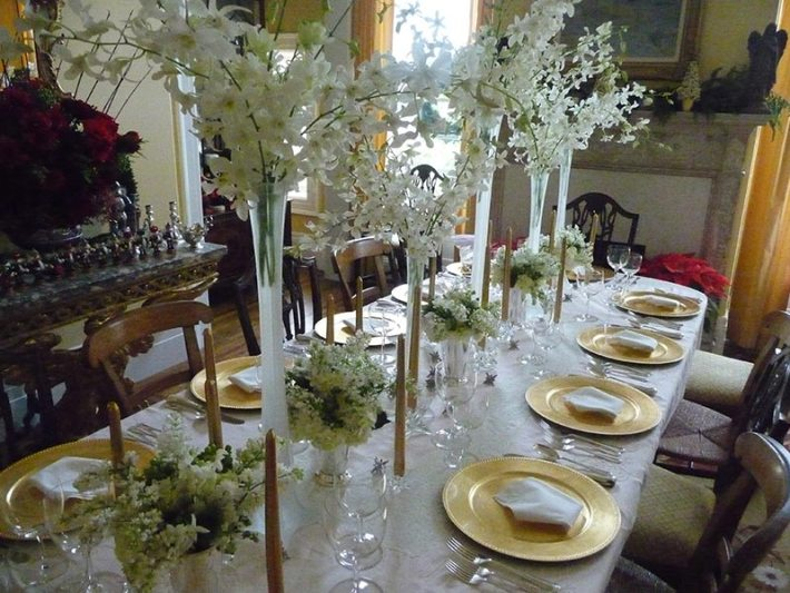 Fabulous Ideas and Tips for Christmas Table