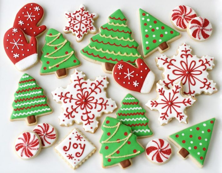 How to Decorate Holiday Cookies Like a Pro