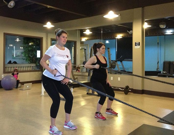 Safe and Effective Resistance Band Pregnancy Exercises