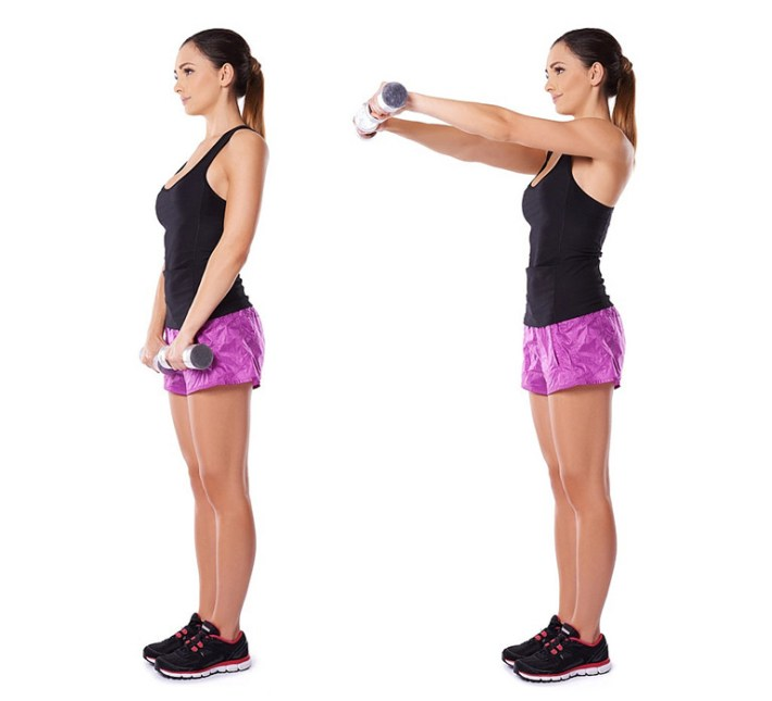 Arms Workout For Women: A Girl's Guide To Firm Arms