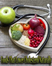Foods That Lower Cholesterol Naturally