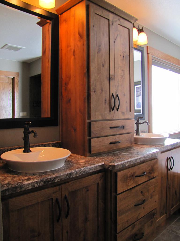 Quiet Corner:Great Ideas for Bathroom Double Sinks - Quiet ... on Great Bathroom Ideas  id=77220