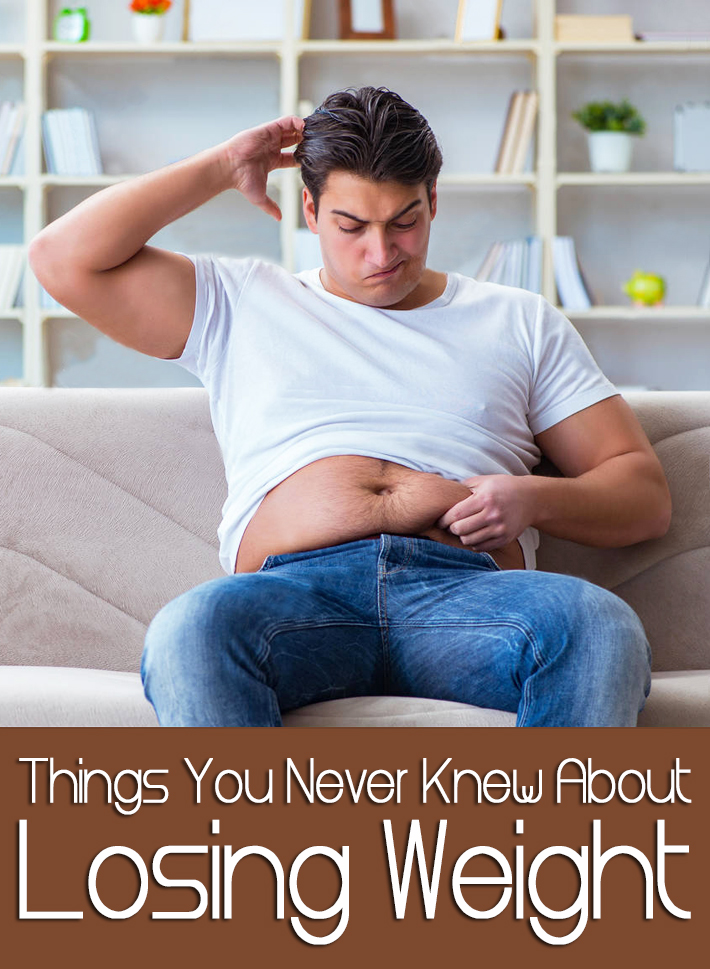 Things You Never Knew About Losing Weight