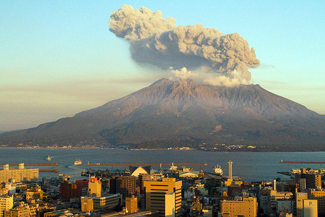 Top 10 World's Most Dangerous Volcanoes