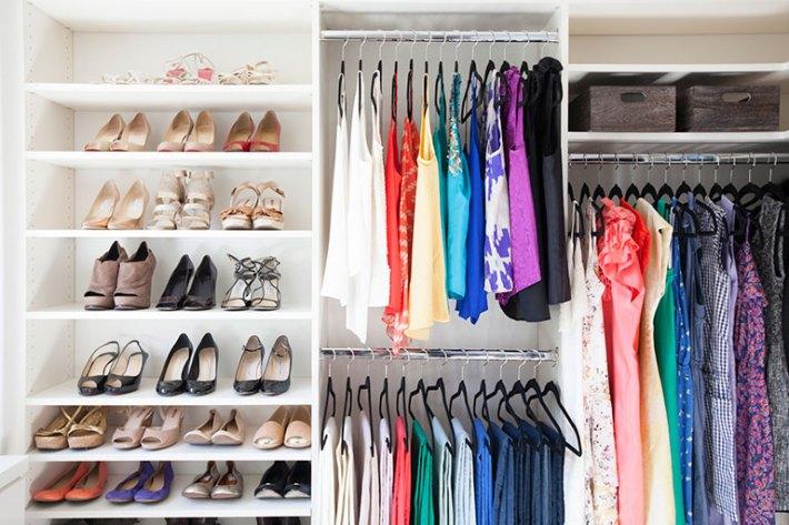 Elegant Walk-In Closet Ideas