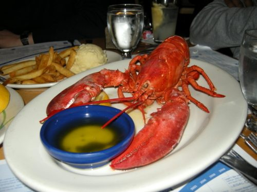 Boston – clam chowder, lobster, freedom and the way home