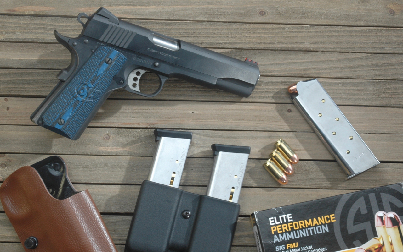 Is .45ACP A Manstopper?