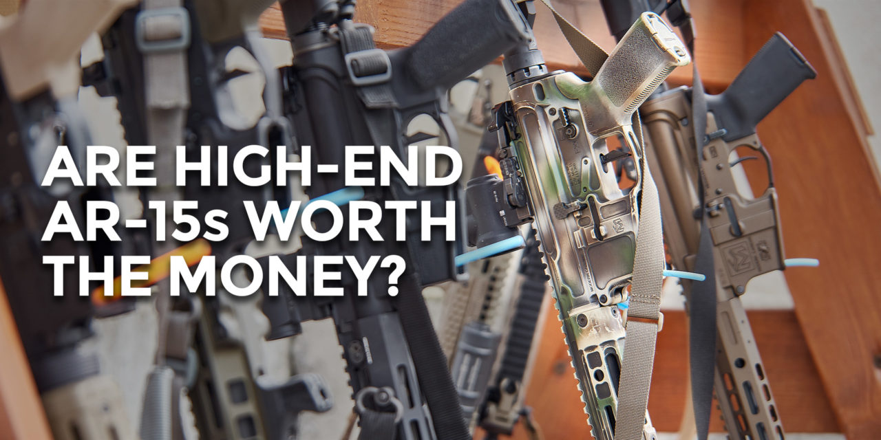 Best AR-15 For The Money