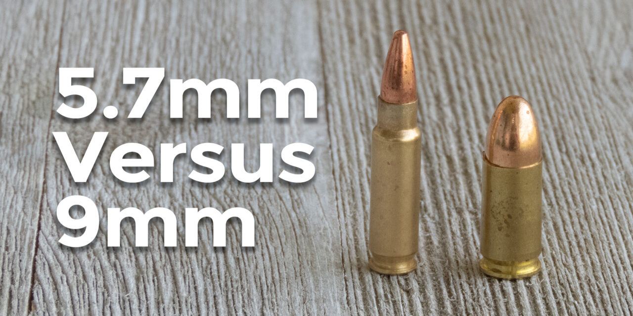 5.7 Vs 9mm
