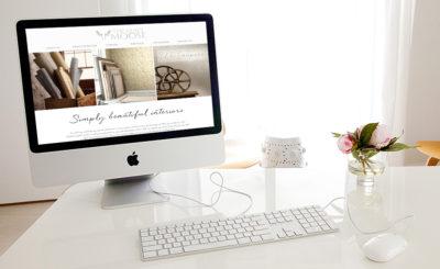 The Quiet Moose Weblaunch