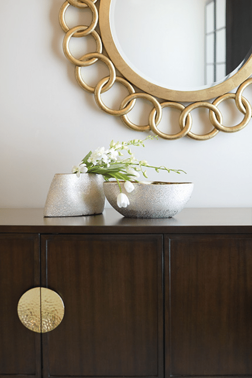 INTERIOR REFLECTIONS - STYLE TIPS FOR DECORATING WITH MIRRORS IN YOUR HOME
