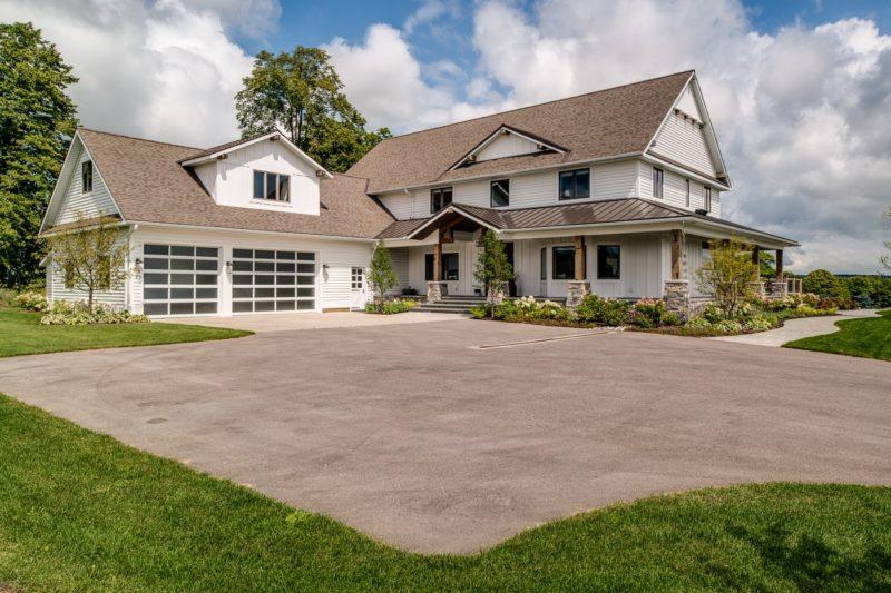 Modern Farmhouse in Petoskey, Michigan