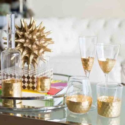 Stock your holiday gift closet and stop stressing - Glassware