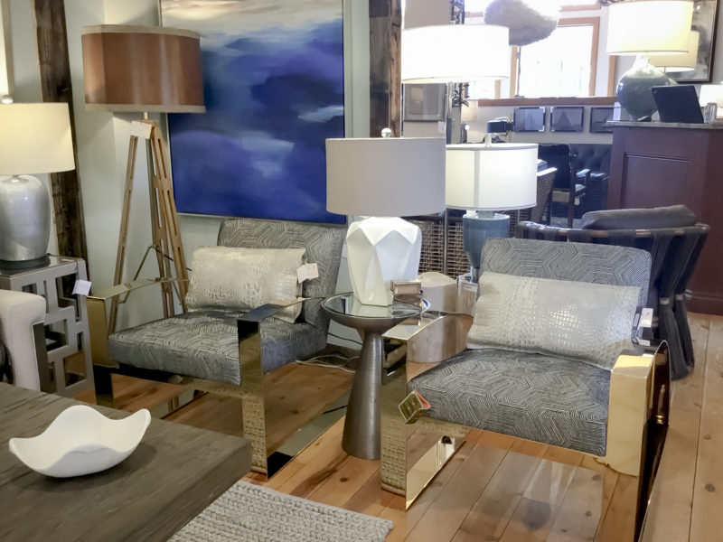 The Quiet Moose Furniture Showroom and Interior Design