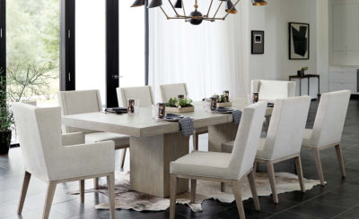 Timeless tables for hosting get-togethers and family suppers