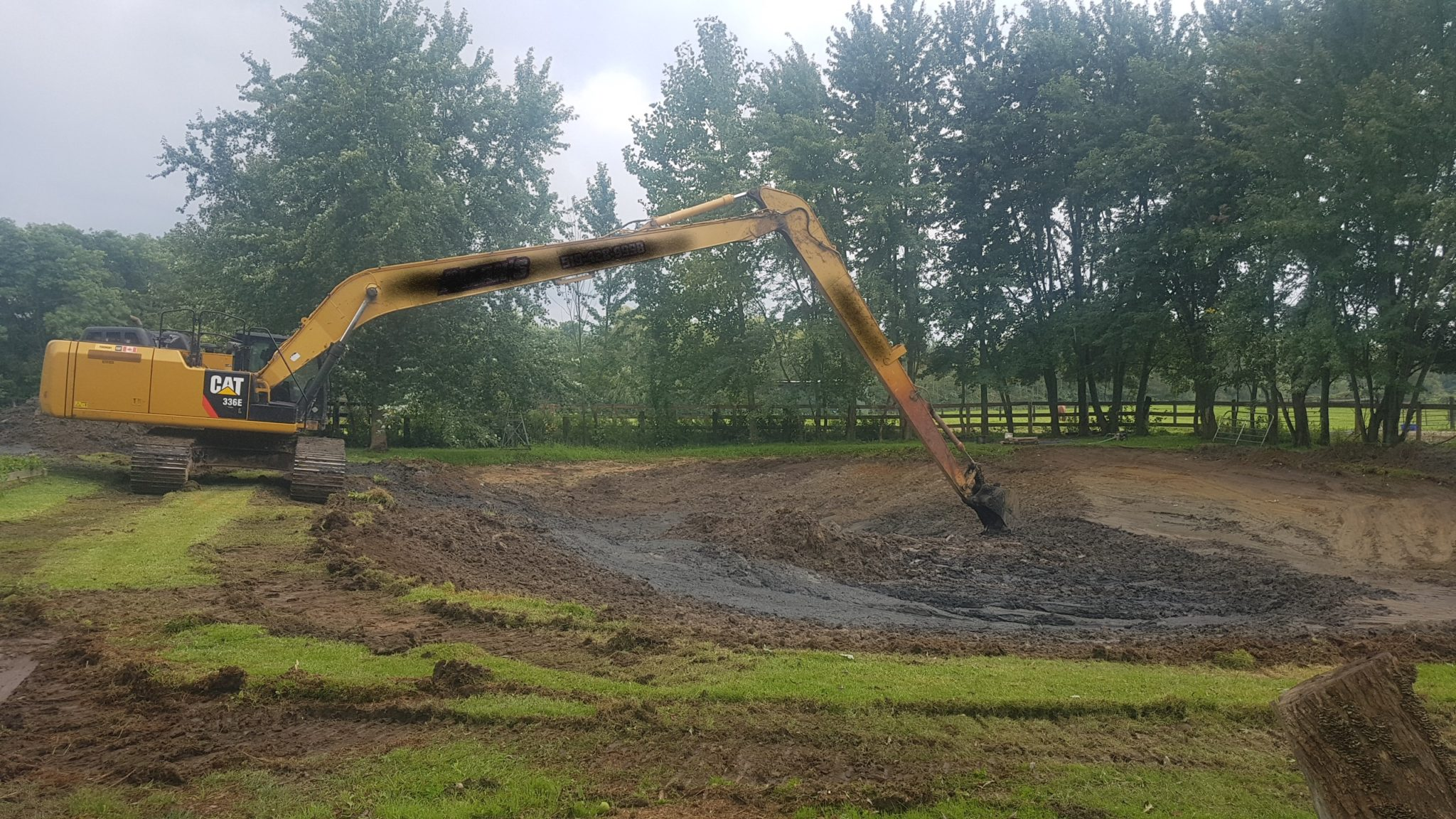 Farm Pond Construction And Design