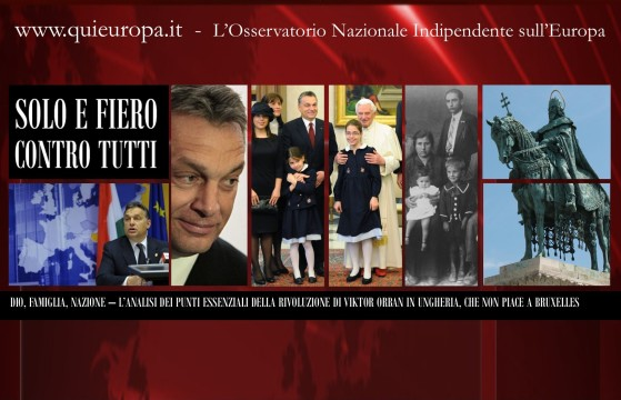The Victor Orban's Revoltion